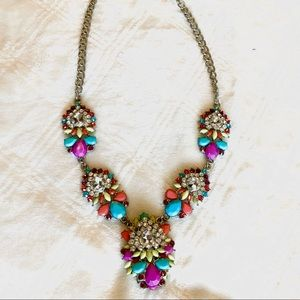 Bright Colored • Statement Necklace